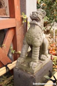 大京神社(新宿区大京町)3