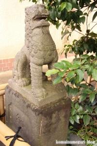 大京神社(新宿区大京町)4