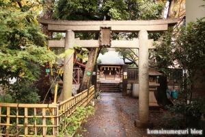 多武峯神社(新宿区内藤町)3