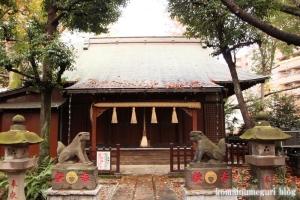 多武峯神社(新宿区内藤町)7