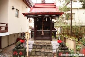 多武峯神社(新宿区内藤町)13