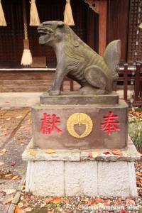 多武峯神社(新宿区内藤町)15