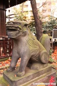 多武峯神社(新宿区内藤町)16