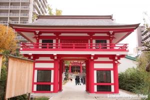 成子天神社(新宿区西新宿)7
