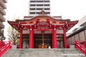 成子天神社(新宿区西新宿)23