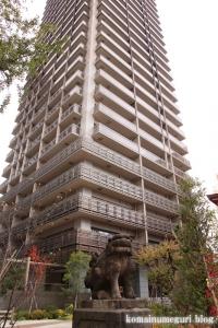 成子天神社(新宿区西新宿)11