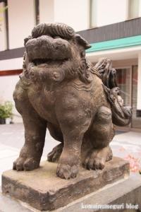 成子天神社(新宿区西新宿)9
