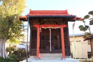 山王神社(藤沢市大鋸)4