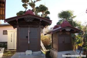 山王神社(藤沢市大鋸)6