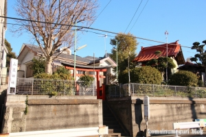 山王神社(藤沢市大鋸)8