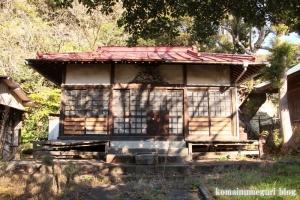 滝口明神社(藤沢市片瀬)5