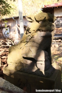 滝口明神社(藤沢市片瀬)12