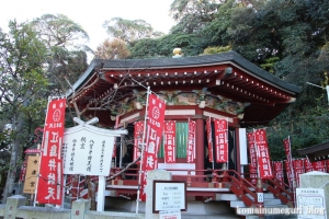 江島神社(藤沢市江の島)36