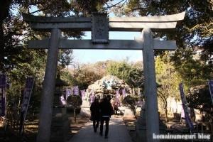 江島神社(藤沢市江の島)104