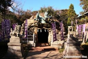 江島神社(藤沢市江の島)108