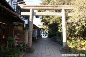 江島神社(藤沢市江の島)113