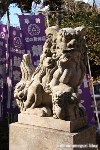 江島神社(藤沢市江の島)107
