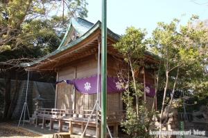 児玉神社(藤沢市江の島)13