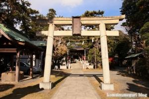 諏訪神社 下社(藤沢市片瀬)5