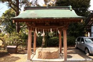 諏訪神社 下社(藤沢市片瀬)7