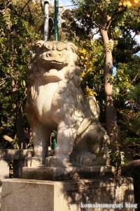 諏訪神社 下社(藤沢市片瀬)9