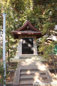 諏訪神社 下社(藤沢市片瀬)14