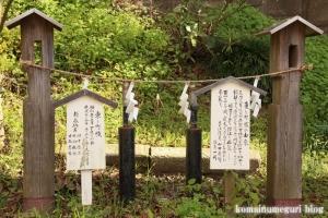 諏訪神社 上社(藤沢市片瀬)5