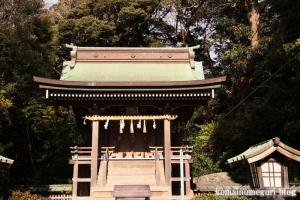 諏訪神社 上社(藤沢市片瀬)8