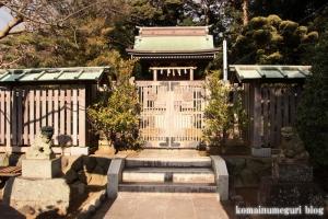 諏訪神社 上社(藤沢市片瀬)9