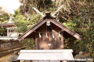 諏訪神社 上社(藤沢市片瀬)11