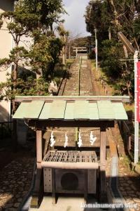 諏訪神社 上社(藤沢市片瀬)6