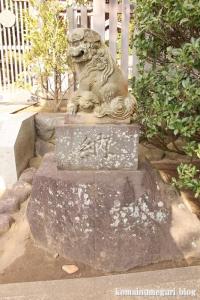 諏訪神社 上社(藤沢市片瀬)13