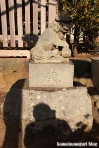 諏訪神社 上社(藤沢市片瀬)17