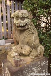 諏訪神社 上社(藤沢市片瀬)14