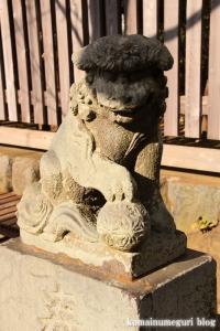 諏訪神社 上社(藤沢市片瀬)18