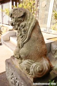 諏訪神社 上社(藤沢市片瀬)16