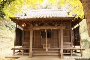 熊野神社(鎌倉市手広)4