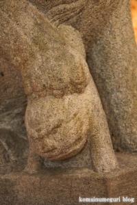 熊野神社(鎌倉市手広)22