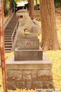 熊野神社(鎌倉市手広)11