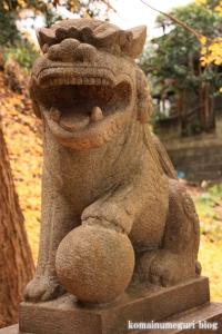 熊野神社(鎌倉市手広)12