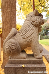 熊野神社(鎌倉市手広)13