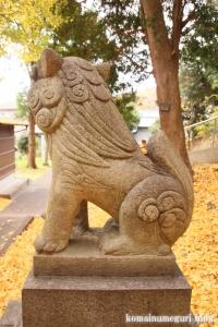 熊野神社(鎌倉市手広)17