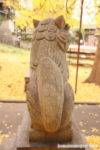 熊野神社(鎌倉市手広)18