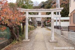 御霊神社(鎌倉市梶原)3