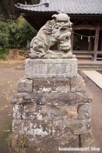 御霊神社(鎌倉市梶原)17