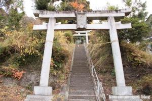 三嶋神社(鎌倉市笛田)1
