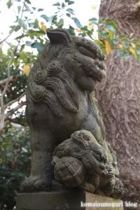 三嶋神社(鎌倉市笛田)7