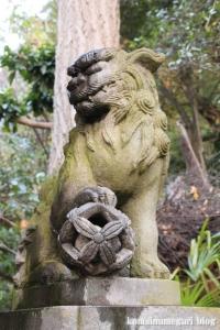 三嶋神社(鎌倉市笛田)11