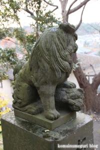三嶋神社(鎌倉市笛田)8