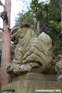 三嶋神社(鎌倉市笛田)9